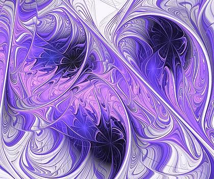 Purple Dream by Anastasiya Malakhova