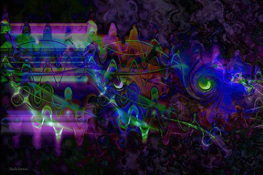 Purple Dream by Linda Sannuti