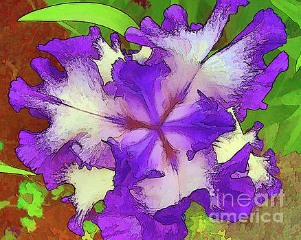 Purple Extravagance by Betsy Zimmerli