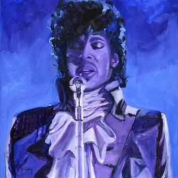 Purple Rain by Donna Tuten