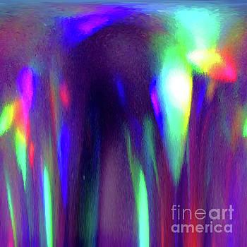 Purple Storm by Karen Adams
