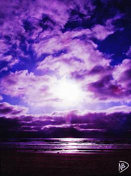 Purpleness by Nicole Dumond-Barry
