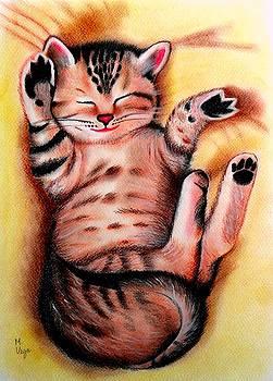 Purrfect Catnap by Monica  Vega