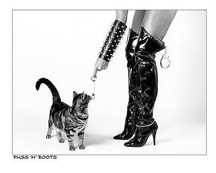 Puss 'n' Boots by Richard Watherwax