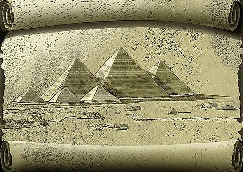 Pyramids by Nelson Barros