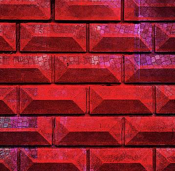 QQ2 Behind your Wall by Sir Josef - Social Critic - ART