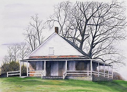 Quaker Meeting House by Tom Dorsz