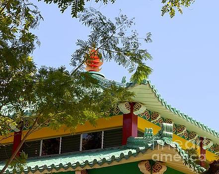 Mary Deal - Quan Yin Buddhist Temple - 1