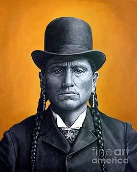 Quanah Parker by Stu Braks