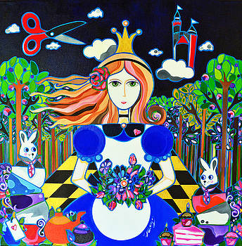 Queen Alice by Jenny Valdez