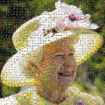 Queen Elizabeth II of the United Kingdom by Gilberto Viciedo