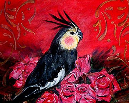Queen Gertie by Art by Kar