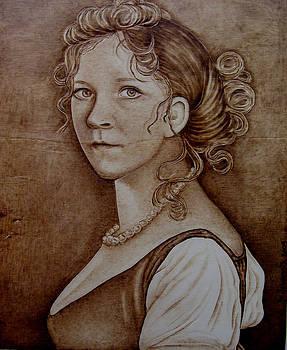 Queen of Prussia by Jo Schwartz