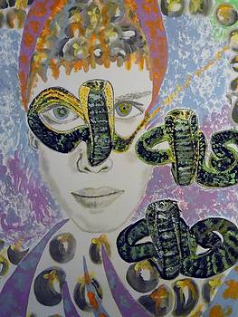 Queen of Snakes by Nicole Burrell
