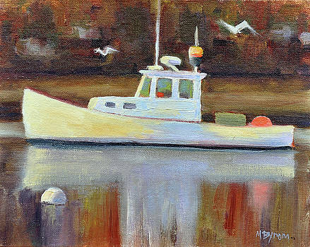 Quiet Day by Mary Byrom
