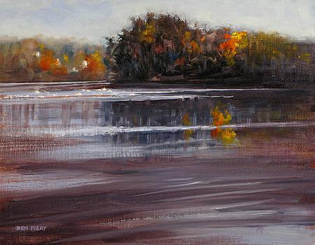 Quiet Lake by Ken Fiery