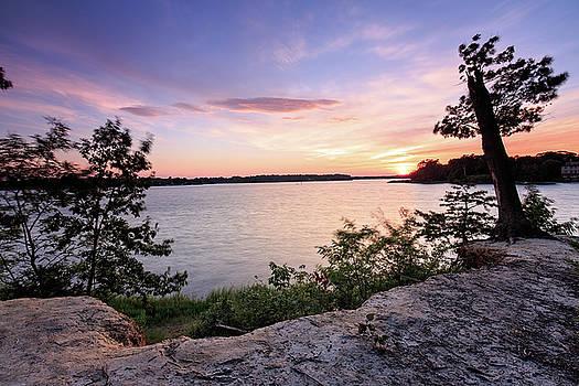 Quiet Sunset by Jennifer Casey