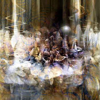 Quiet Thunder by Linda Sannuti