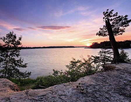 Quiet Waters Crop by Jennifer Casey