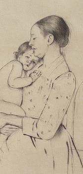 Mary Stevenson Cassatt - Quietude