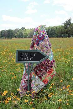 Quilt Sale by Dodie Ulery