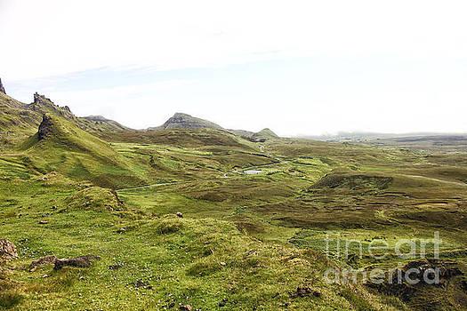 Patricia Hofmeester - Quiraing area on Isle of Skye