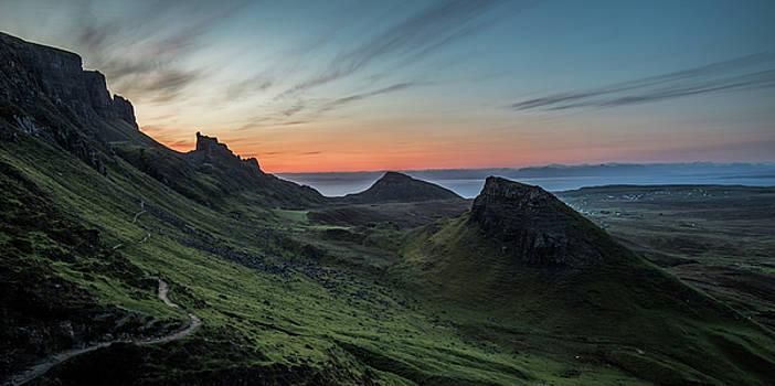Quiraing at dawn by Davorin Mance