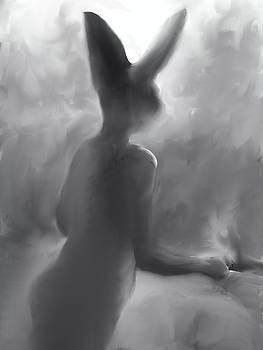 Rabbit Girl by Zodiak Paredes