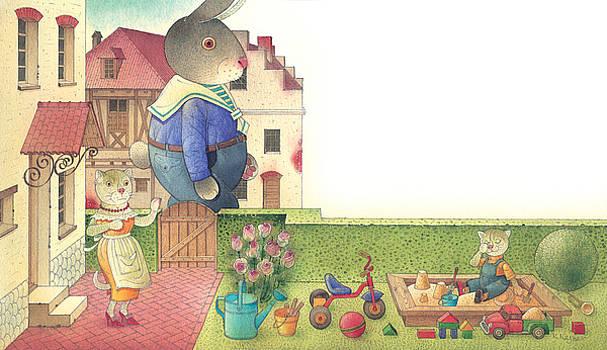 Kestutis Kasparavicius - Rabbit Marcus the Great 17