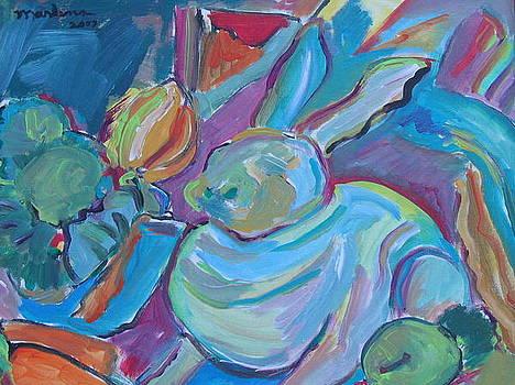 Rabbit by Marlene Robbins