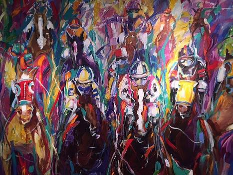 Races by Heather Roddy