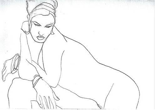 Rachael by Frank Illo