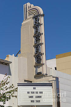 Wingsdomain Art and Photography - Rafael Theater in San Rafael California DSC3403