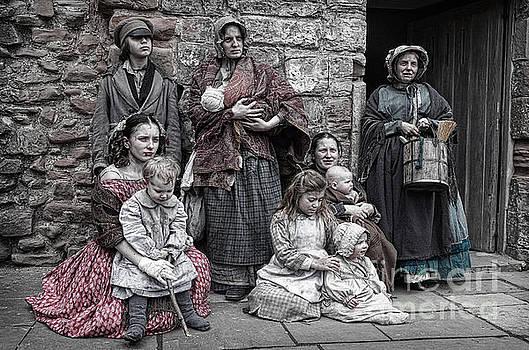 Ragged Victorians 7 by David Birchall