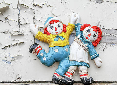 Raggedy Ann and Andy by Nick Mares