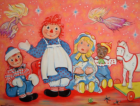 Raggedy Ann Andy and Friends by Theresa Stites