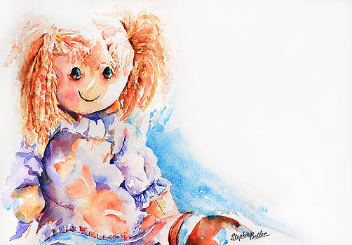 Raggedy Rosie by Stephie Butler