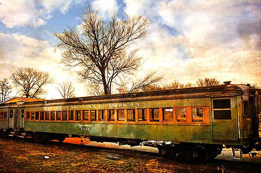 Marty Koch - Rail Car 2