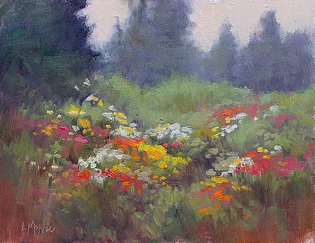 Lori  McNee - Rain Flowers
