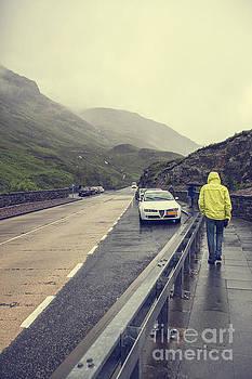 Patricia Hofmeester - Rain in Scotland