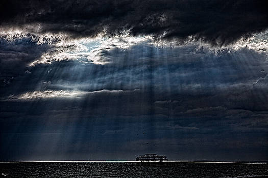 Chris Lord - Rain is Coming to Brighton