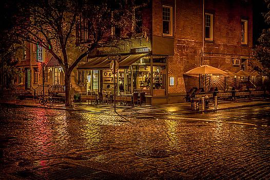 Chris Lord - Rain On The Cobblestones Of Greenwich Village
