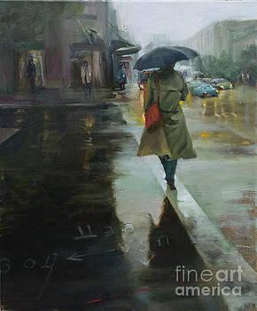 Rain, San Francisco by Ni Zhu