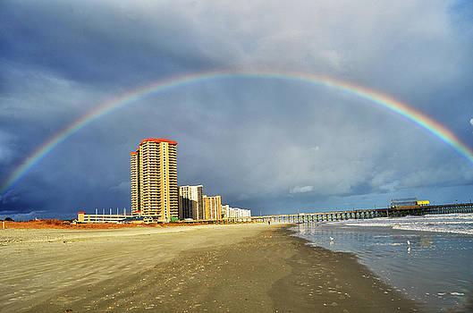 Rainbow Beach by Kelly Reber