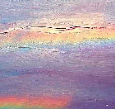 Rainbow Clouds by VIVA Anderson