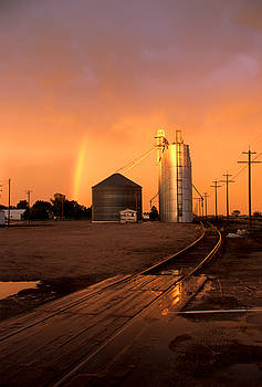 Jerry McElroy - Rainbow in Potter