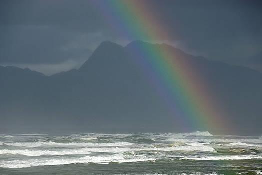 Sami Sarkis - Rainbow on Ocean