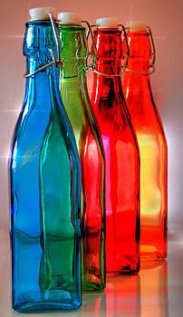 Rainbow Reflections  by Sandra Rossouw