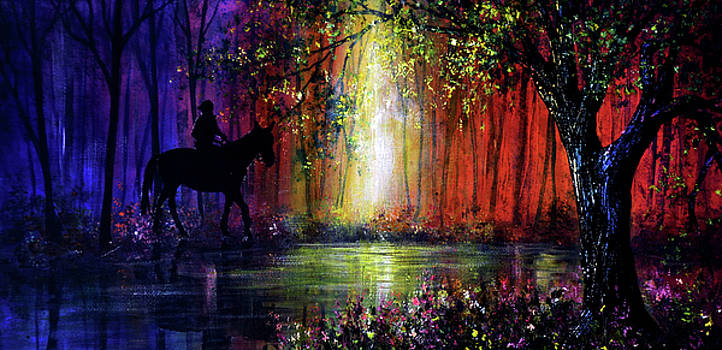 Rainbow Ride by Ann Marie Bone
