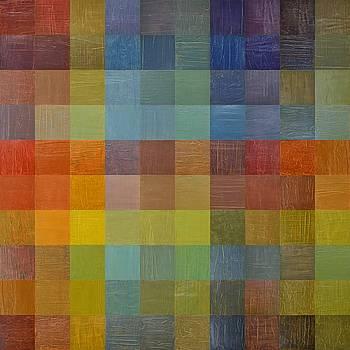 Michelle Calkins - Rainbow Rustic